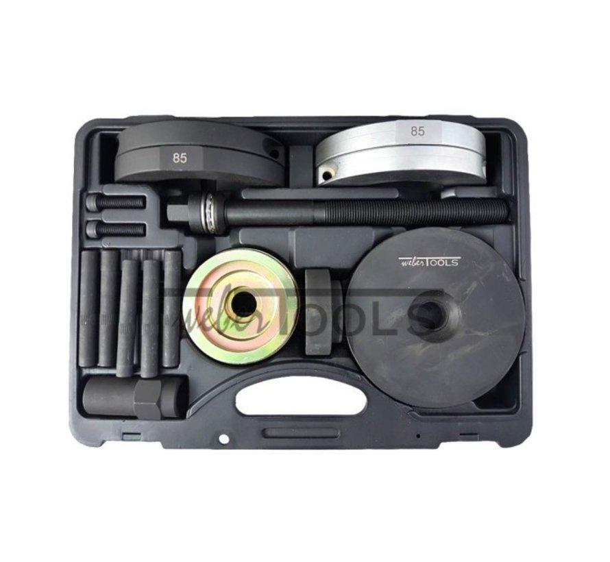 Weber Tools wiellager (de)montage set HBU 2.1 85mm
