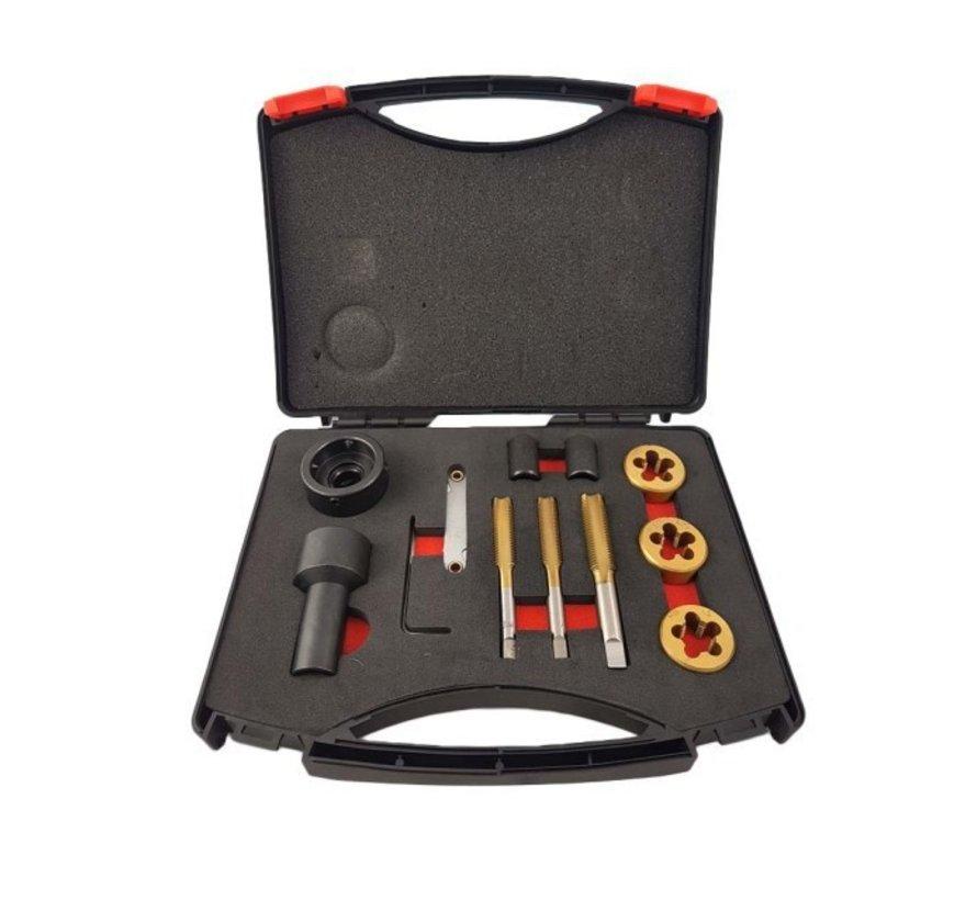 Weber Tools schroefdraad reparatie set