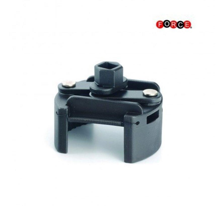 Force Olie filterspinner sleutel 60mm - 80mm