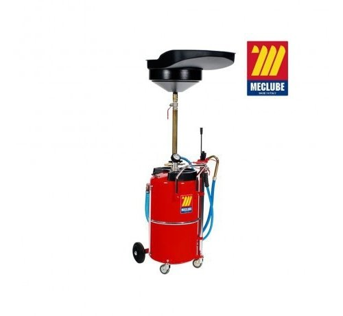 MecLube Olie opvang/afzuig unit 90 liter