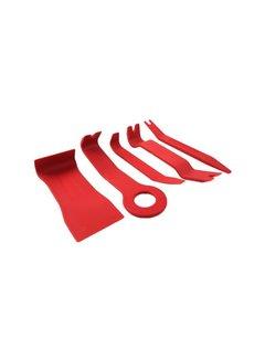 Weber Tools Weber Tools Bekleding Demontageset 5 delig