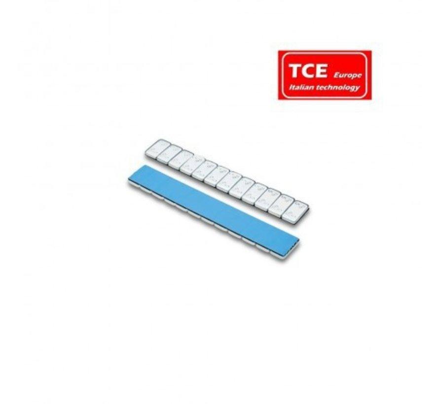 TCE Plak gewicht 12 x 5 gram 100 delig
