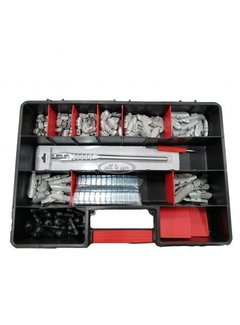 TCE TCE Basiskoffer met gewichten en ventielen