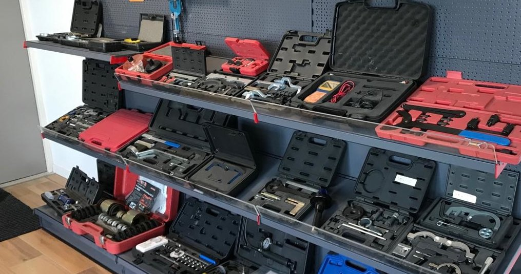 Weber Tools, onmisbaar in uw garage.