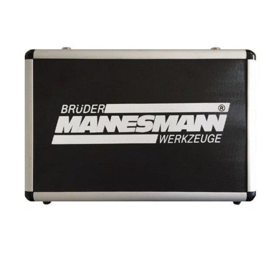Mannesmann Mannesmann Gereedschapkoffer 90 dlg