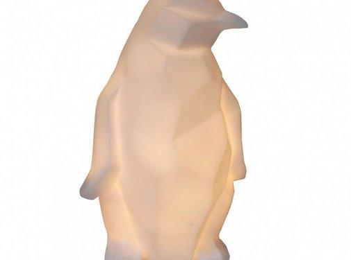 Disaster Design Lamp Pinguin wit