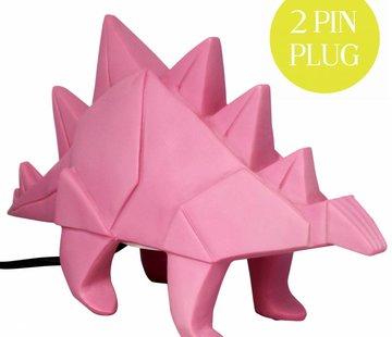 Disaster Design Lamp Dinosaurus roze
