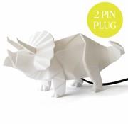 Disaster Design Lamp White Dinosaur- Disaster design