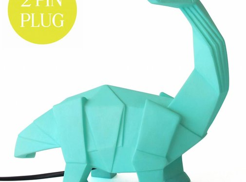 Disaster Design Lamp Dinosaurus groen