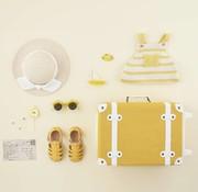 Olliella Suitcase Mustard, see-ya