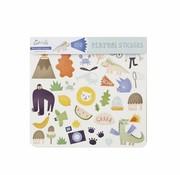 Olliella Playpa stickers- Olliella