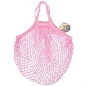 Rex London Baby pink shopping bag