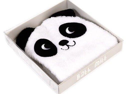 Rex London Bath Mitt Miko the panda