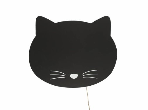 Sass & Belle Chalkboard: cat