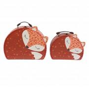 Sass & Belle Kofferset Angus de Vos 2st