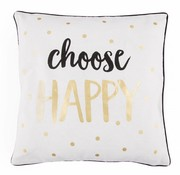 Sass & Belle Cushion choose happy