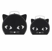 Sass & Belle Kofferset Kat 2st