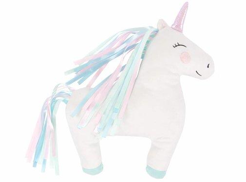 Sass & Belle Cushion Betty the unicorn