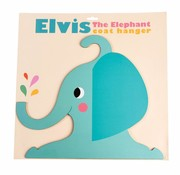 Rex London Kleerhanger Elvis de olifant