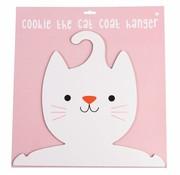 Rex London Kleerhanger Cookie de kat