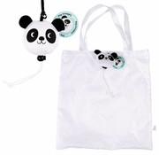 Rex London foldable bag: Miko the Panda