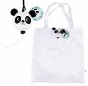 Rex London Opvouwbare tas Miko de panda