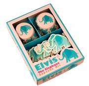 Rex London Cupcake Kit Elvis the elephant
