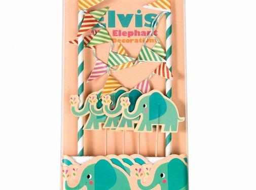 Rex London Cakeslinger Elvis de olifant