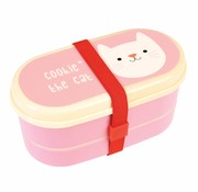 Rex London Bento box Cookie de kat