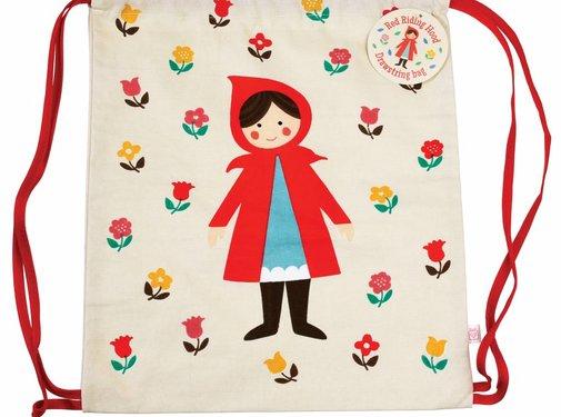 Rex London Drawstring Bag Red Riding Hood