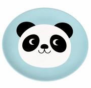 Rex London Plate Miko the panda