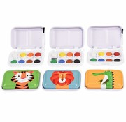 Rex London Mini verf set colorful creatures