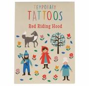 Rex London Tattoos: roodkapje