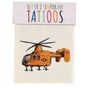 Rex London Tattoo-set vintage transport
