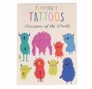 Rex London Tattoos: Monsters
