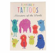Rex London Tattoos: Monstertjes