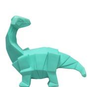 Disaster Design Mini LED lamp Dinosaur green