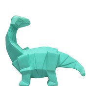 Disaster Design Mini LED lamp Dinosaurus groen
