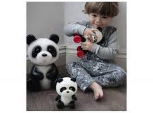 Lapin & ME PANDA RYO CHAN