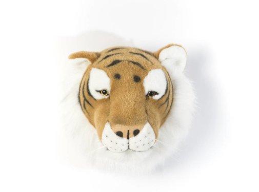 Wild & Soft Dierenhoofd,Felix de tijger