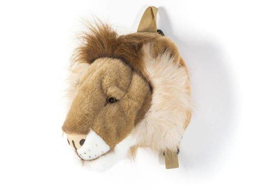 Wild & Soft Backpack lion