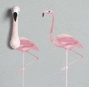 Wild & Soft Wallsticker, pink flamingo