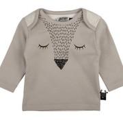 ZERO2THREE Shirt long sleeves-Fox