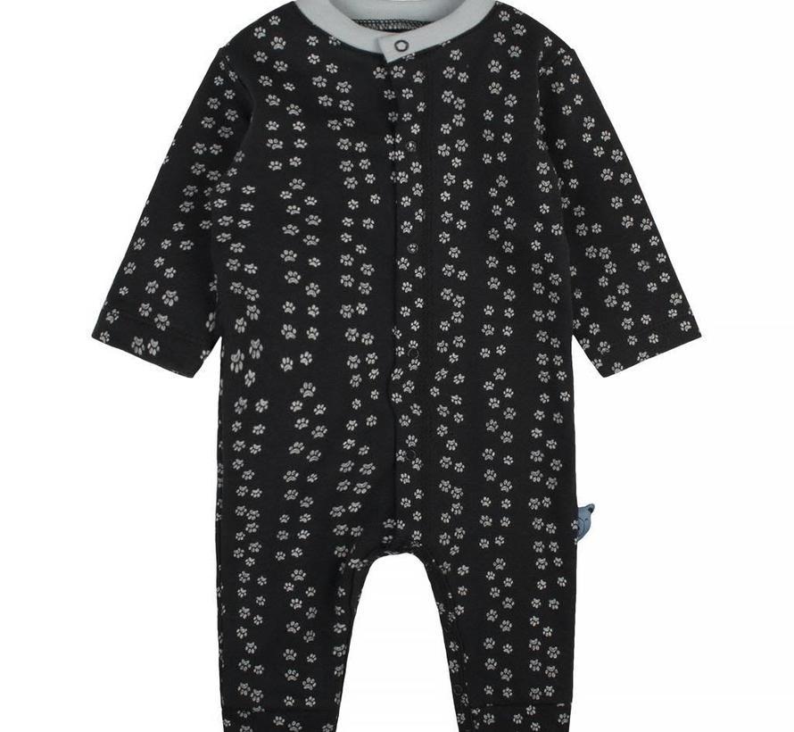 Pyjama Pootjes Blauw
