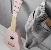 Kid's concept Gitaar, roze