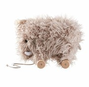 Kid's concept Pull-along toy mammoth