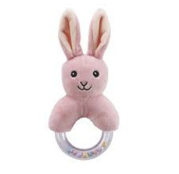 Kid's concept Rattle, bunny, Edvin