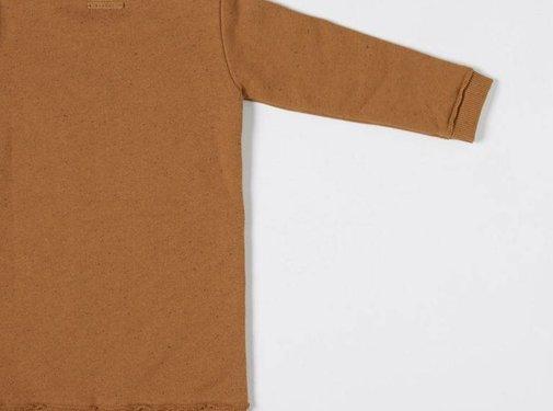 nixnut Dress-Rust-Nixnut