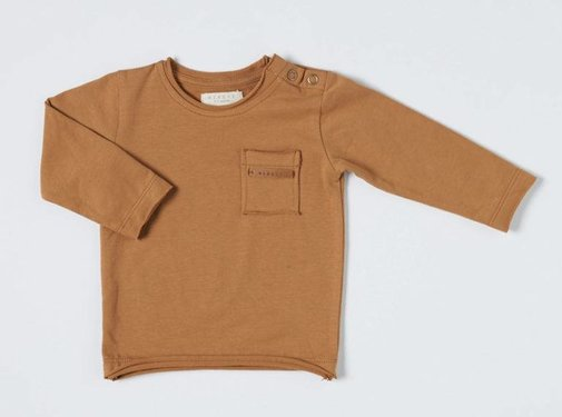 nixnut Shirt-Rust-Nixnut