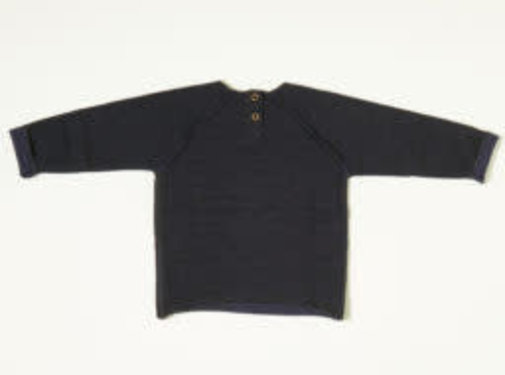 nixnut Raw Shirt-Antraciet-Nixnut